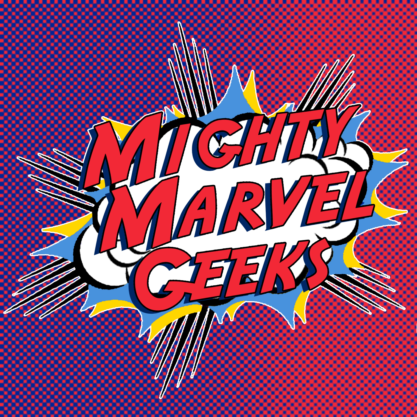 Mighty Marvel Geeks – Home Of The Intrepid Trio